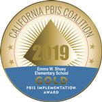 Shuey School Receives Gold Level PBIS Recognition for the Second Year in a Row!