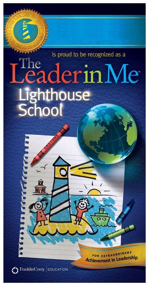 Congratulations to Shuey and Savannah Elementary Schools on achieving the Franklin Covey, Leader in Me (LIM) LighthouseSchool Status