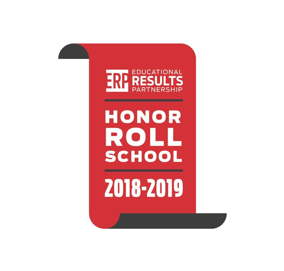 Rosemead SD Announces that Four of its District Schools have been Named - 2018-19 Educational Results Partnership Honor Roll for High Achievement in Student Success