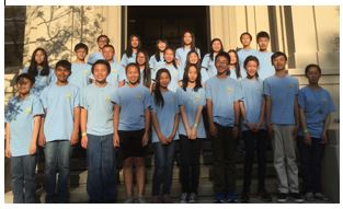 Muscatel Science Olympiad Team
